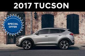 2017 Tucson 2.0L FWD