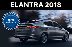 Elantra 2018 L Manuelle