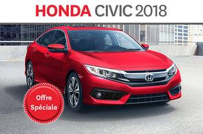 Honda Civic Berline DX Manuel 2018