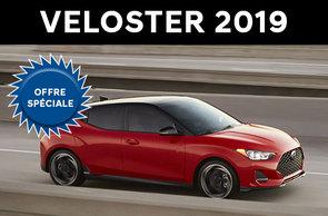 Veloster 2019 À boite automatique