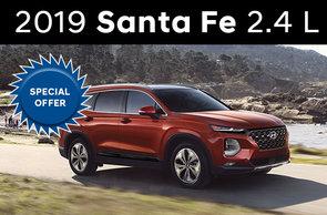 2019 Santa Fe 2.4L Essential FWD