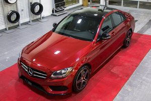 Mercedes-Benz C-Class 2016 C300 4matic *Couleur Unique + Night Pack*