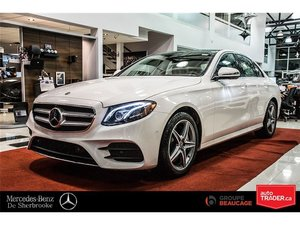 Mercedes-Benz E300 2018 4matic Sedan
