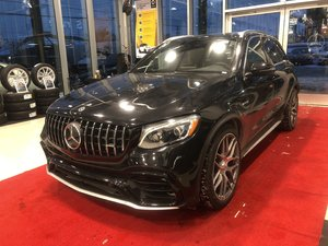 Mercedes-Benz GLC63 AMG 2019 S 4matic +