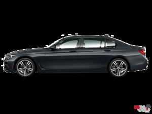 2016 BMW 7 Series Sedan 750i xDrive