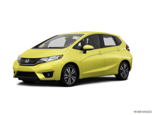 Honda Fit DX 2016