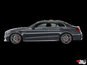2016 Mercedes-Benz C-Class 300 4MATIC