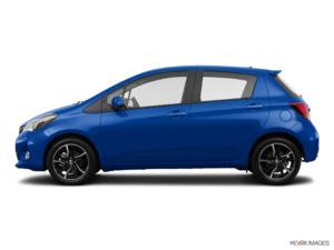 2016 Toyota Yaris Hatchback 3-DOOR CE