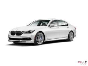 2017 BMW 7 Series Sedan 750i xDrive