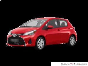 2017 Toyota Yaris Hatchback 3-DOOR CE