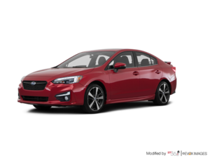 2018 Subaru Impreza 4-door 2.0i CONVENIENCE