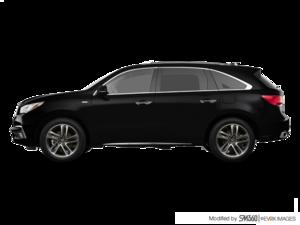 2019 Acura MDX Sport Hybrid BASE MDX