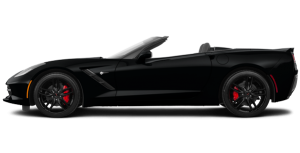Corvette cabriolet