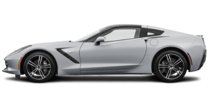 Corvette Coupe Stingray