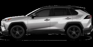 Amos Toyota New 2020 Toyota Rav4 Hybrid Xse Awd For Sale In Amos