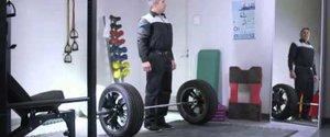 Honda Pièces et Service – Comment vérifier vos pneus (au gym)