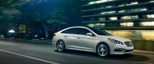 La Hyundai Sonata 2017 redéfinit le segment des berlines intermédiaires