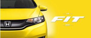 Nouvelle Honda Fit 2015