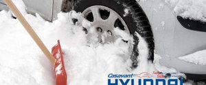 Cinq items à avoir dans notre auto en hiver
