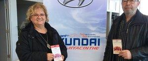 Voici le gagnant du concours Super Bowl par Hyundai Casavant