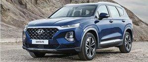 Photos et infos sur le nouveau Santa Fe 2019 de Hyundai