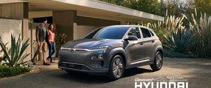Le Hyundai Kona électrique aura une autonomie de 400 km