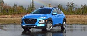 Hyundai préparerait un Kona survitaminé