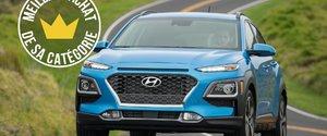 Meilleurs achats 2019 du Guide de l'auto : Le Hyundai Kona