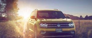 2018 Volkswagen Atlas: The Volkswagen SUV Designed for Your Family