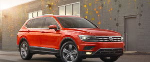 Three things to know about the new 2019 Volkswagen Tiguan