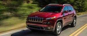 Jeep Cherokee 2016: le parfait mariage entre l'audace et le raffinement