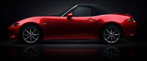 La Miata Mx-5 2017 fait partie des 10 meilleures automobiles de l'année selon Consumer Reports!