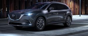 Le Mazda CX-9 2017 vous procure une plus grande tranquillité d'esprit