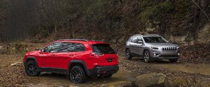 Nouveau Jeep Cherokee 2019