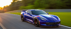 2017 Chevrolet Corvette Grand Sport: A Pedigree of Performance