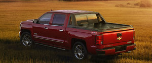 2017 Chevrolet Silverado: The Truck That Can Do Everything