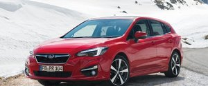 2018 Subaru Impreza: The Only Compact All-Wheel Drive Sedan