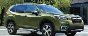 Voici le nouveau Subaru Forester 2019