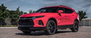 2019 new Chevrolet Blazer!