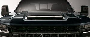 Le nouveau Chevrolet Silverado HD 2020