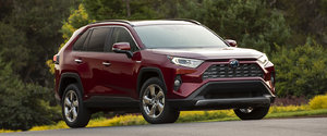 2019 Toyota RAV4 Hybrid: The one and only hybrid compact SUV