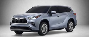 2020 Toyota Highlander: Time for Adventures