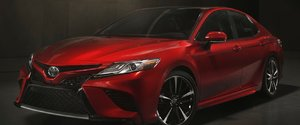 2018 Toyota Camry: Like You've Never Seen It