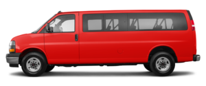 2017 GMC Savana 3500