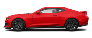 2018 Chevrolet Camaro coupe