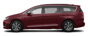 Chrysler Pacifica hybride  2018
