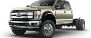 2018 Ford Chassis Cab F-550