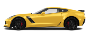 2019 Chevrolet Corvette Coupe Z06