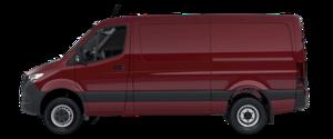 2019 Mercedes-Benz Sprinter 4X4 Cargo Van 3500XD