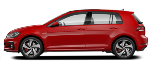 2019 Volkswagen Golf GTI 5-door